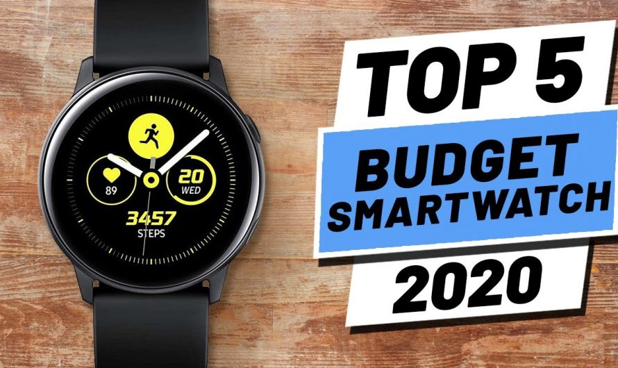 Top 5 BEST Budget Smartwatch of [2020]