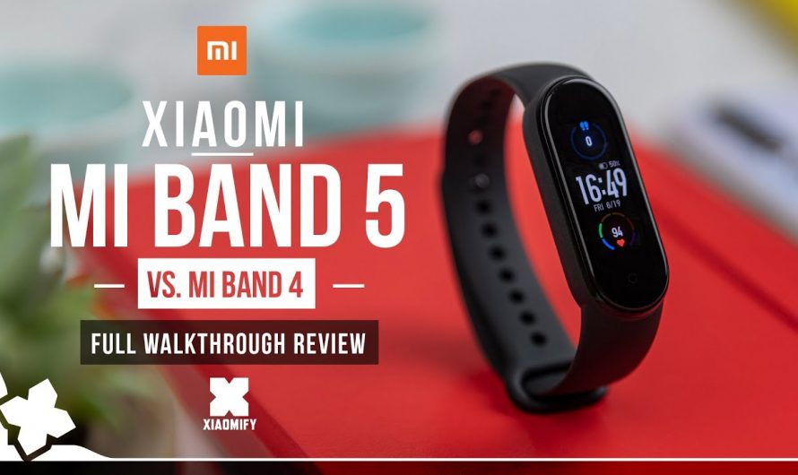 Mi Band 5 – Full Review – vs. Mi band 4 [Xiaomify]
