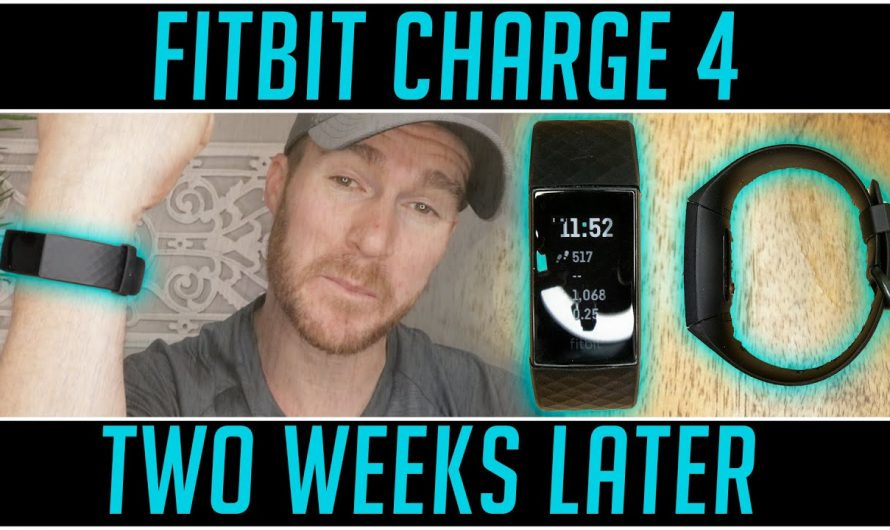 Fitbit Charge 4 Review – After Two Weeks Results (Good, Bad, & More!)